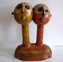 Skulptur, Kunsthandwerk, Keramik