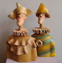Skulptur, Keramik, Kunsthandwerk
