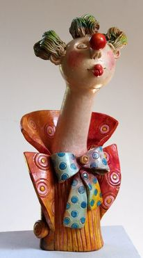 Modern, Keramik, Ceramic sculpture, Skulptur