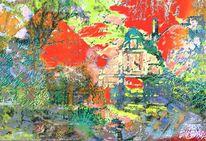 Kinderträume, Gemälde, Sinn, Duft
