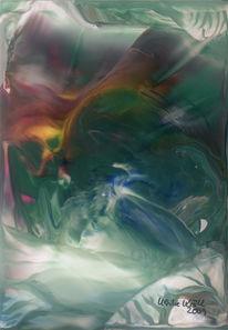 Wind, Welle, Sturm, Malerei