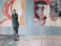 Menschen, Mann, Frau, Malerei