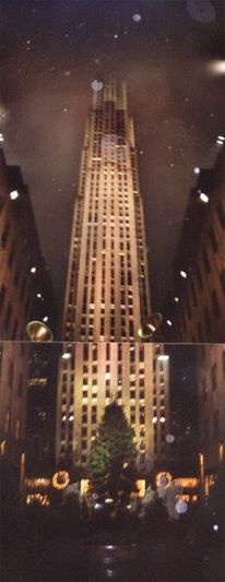 New york, Rockefellercenter, Fotografie,