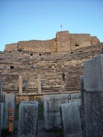 Türkei2010, Griechenland, Milet, Fotografie