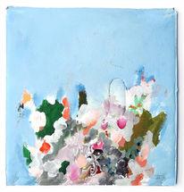 Tür, Blumen, Malerei, Blumenstrauß