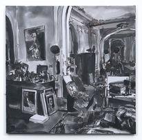 Picasso, Raum, Chaos, Zeichnungen