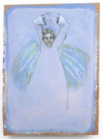 Schutz, Engel, Selbstschutz, Zeichnungen