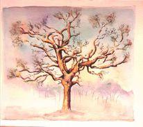 Leben, Baum, Frühling, Vegetation