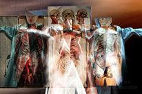 Knochen, Mantel, Leder, Begegnung