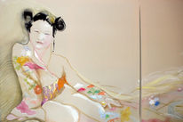Le nabi japonard, Yohji yamamoto, Sommer, Romantik