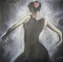 Tanz, Flamenco, Zeichnungen