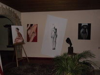 Erotik, Naturalistisch, Malerei,