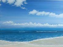 Meer, Welle, Himmel, Natur