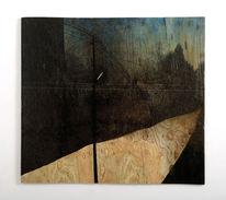 Finden, Holz, Objekt, Zeichnung