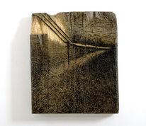 Zeichnung, Holz, Objekt, Marker