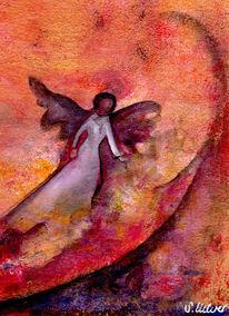 Engel, Struktur, Paradies, Gefühl