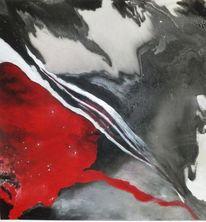 Amore, Weiß, Rot schwarz, Liebe