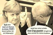 Bundestag, Nsa, Instagram, Twitter