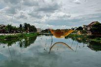 Netz, Vietnam, Reise, Fischerei