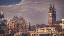 Magdeburger, Vintage, Dom, Fotografie