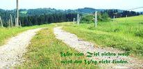 Weg, Natur, Urlaub, Ziel
