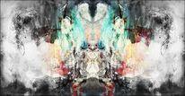 Wesen, Erscheinung, Gestalt, Digitale kunst