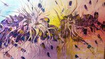 Blumen, Wunderbar, Explosion, Entstehung