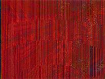 Vorhang, Orange, Streifen, Theater