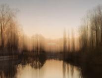 Fluss, Spiegelung, Baum, Fotografie
