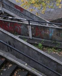 Treppe, Fotografie,