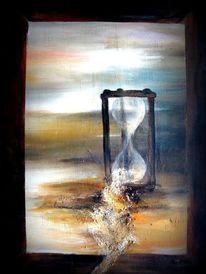 Zeit, Malerei