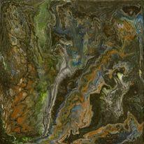 Siena natur, Stein, Wasser, Landschaft