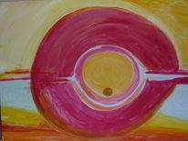 Malerei, Abstrakt, Liebe, Sicherheit