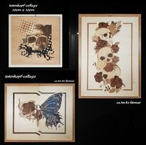 Marketerie, Intarsienbilder, Inlays, Verblendung