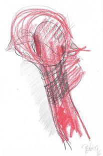 Ohne titel, Abstrakt, Zeichnung, Zeichnungen