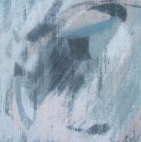 Zeichnung, Ohne titel, Abstrakt, Mischtechnik