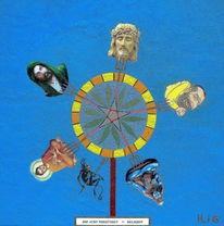 Todsünde, Weltreligionen, Teufel, Glücksrad