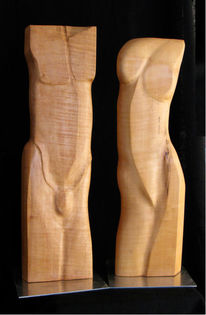 Männlich, Figur, Weiblich, Skulptur
