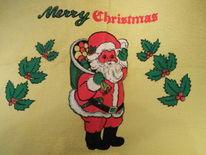 Kiepe, Ei, Korb, Weihnachtsmann
