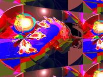 Chimäre, Fraktalkunst, Schnüffler, Outsider art