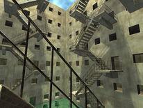 Bauwerk, Stockwerk, Klaustrophobie, Konsole