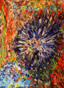 Malerei, Blumen