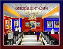 Hamburger kunsthalle, Kunsthaus, Digital, Grafik