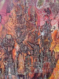 Hölle, Surreal, Apokalypse, Symbolismus