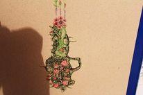 Rose, Zeichnungen, Halt
