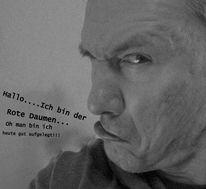 Krügeresk, Digitale kunst, Weiß,