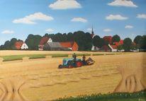 Stroh, Traktor, Nostalgie, Hövelsenne