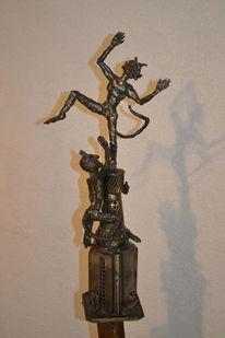 Brenz, Kunst aus schrott, Ulm, Heidenheim