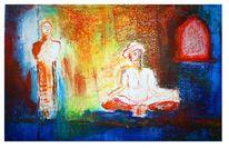 Indien, Brahmane, Budha, Eunweihung