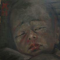 Schlaf, Dunkel, Erscheinung, Baby